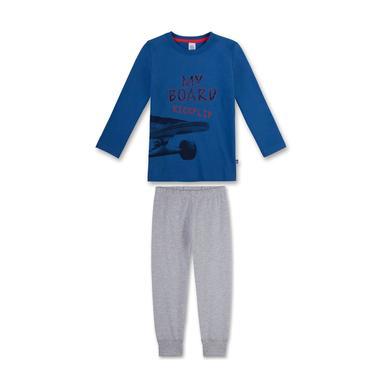 Miniboyswaeschenachtwaesche - Sanetta Boys Schlafanzug 2 – teilig saphir - Onlineshop Babymarkt