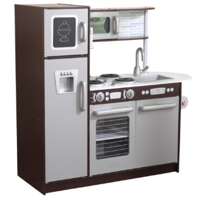 Kidkraft® kuchyně Uptown v barvě espreso