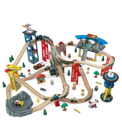 Kidkraft® Eisenbahnset Super Highway