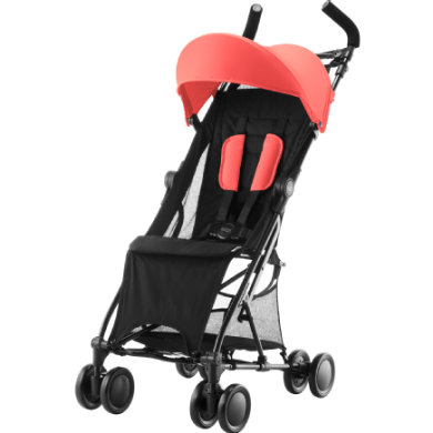 Image of Britax Buggy Holiday Coral Peach