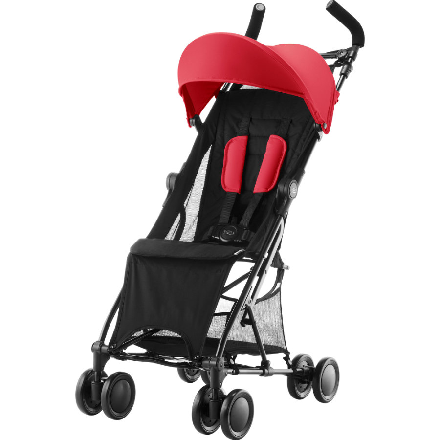 Britax Buggy Holiday Flame Red