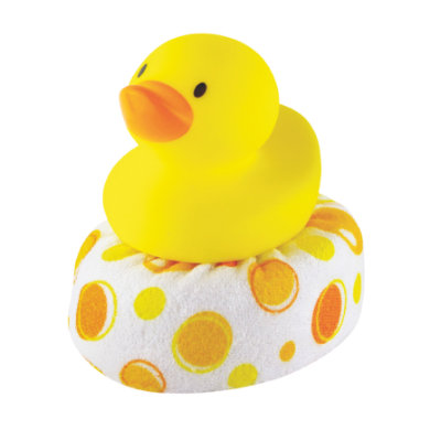 munchkin Waschlappen Duck Duck Clean™ mit Badee...