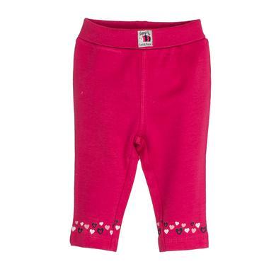 Salt and Pepper Leggings Happy pink rosa pink Gr.Newborn (0 6 Monate) Mädchen