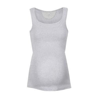 Schwangerschaftsmode für Frauen - bellybutton Stilltop ADA, grau Damen  - Onlineshop Babymarkt