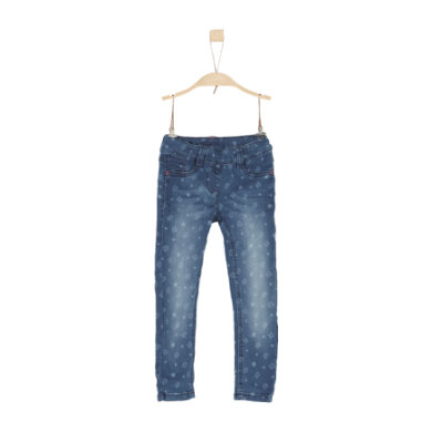 Minigirlhosen - s.Oliver Girls Hose blue denim stretch - Onlineshop Babymarkt
