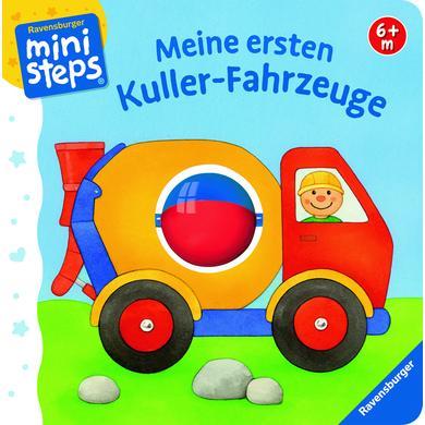 Ravensburger ministeps® - Meine ersten Kuller-Fahrzeuge