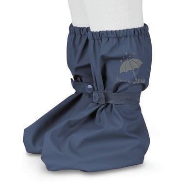 Sterntaler návleky na boty tmavě modré
