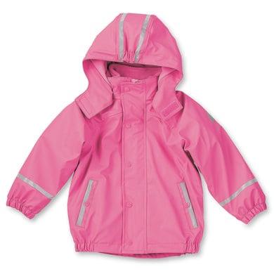 Babyregenwintermode - Sterntaler Regenjacke mit Microfleece–Innenjacke hortensie - Onlineshop Babymarkt