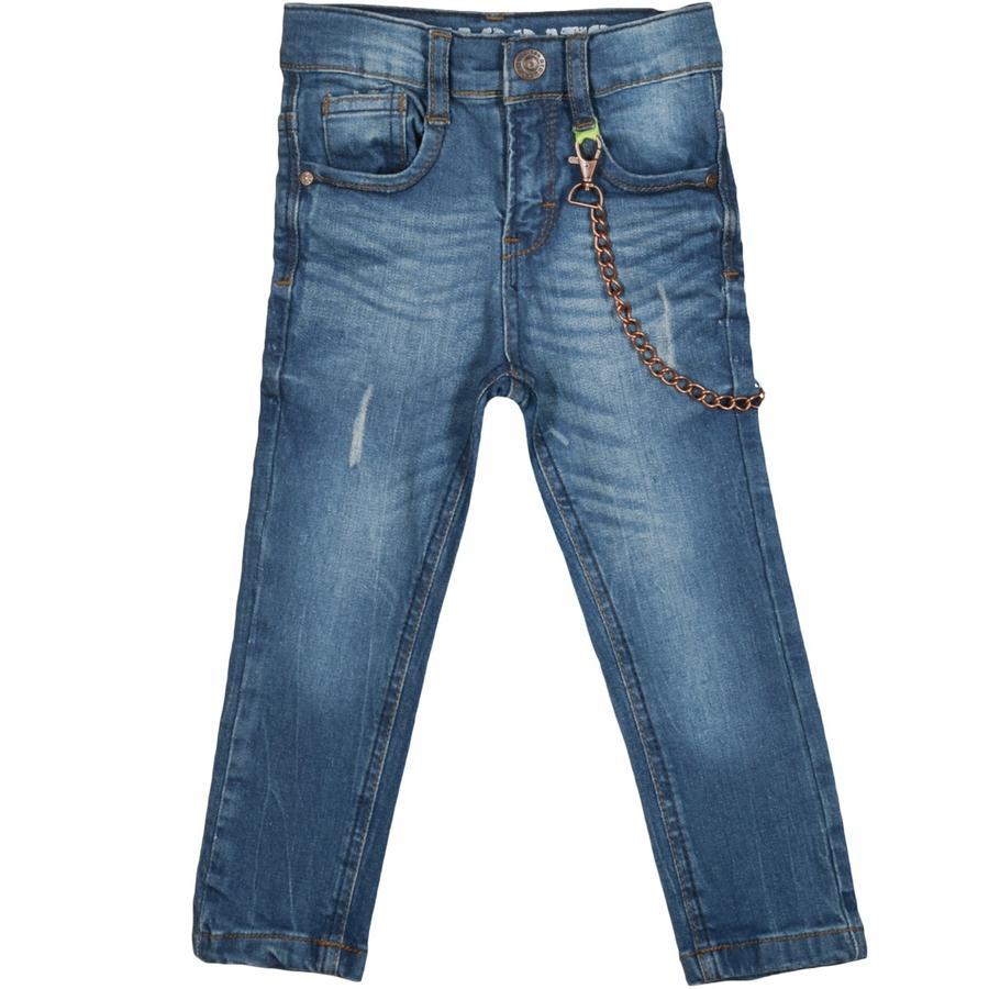 STACCATO Boys Jeans Skinny mit Kette blue denim