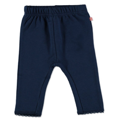 Staccato Girls Sweatlegging denim blue melange blau Gr.Babymode (6 24 Monate) Mädchen