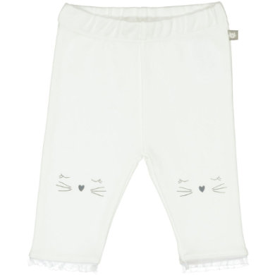 Staccato Girls Legging offwhite beige Gr.Newborn (0 6 Monate) Mädchen
