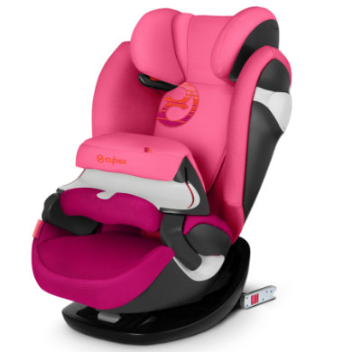 cybex Pallas M-fix 2018 Passion Pink - purple