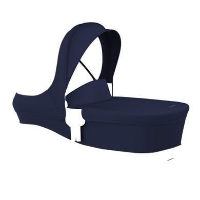 Image of cybex GOLD Kinderwagenaufsatz M Denim Blue-blue - blau