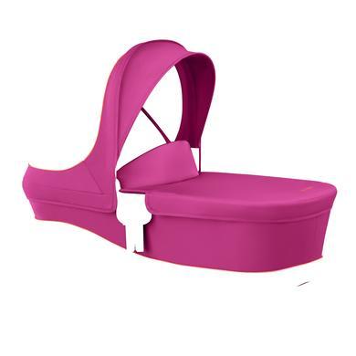 Image of cybex GOLD Kinderwagenaufsatz M Passion Pink-purple