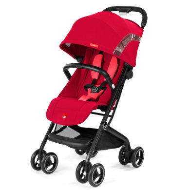 gb GOLD Buggy Qbit Cherry Red-red - rot