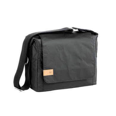 Lässig  Green Label Messenger Bag Tyve black - černá