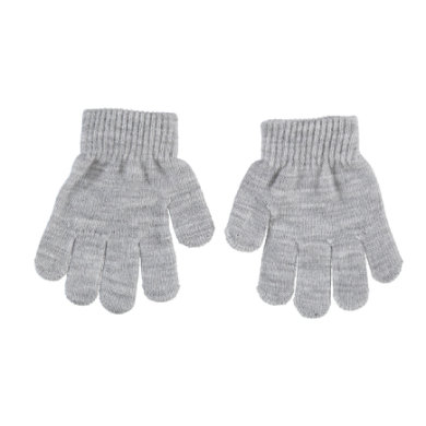 name it Fingerhandschuhe grey melange grau Gr.Babymode (6 24 Monate) Jungen