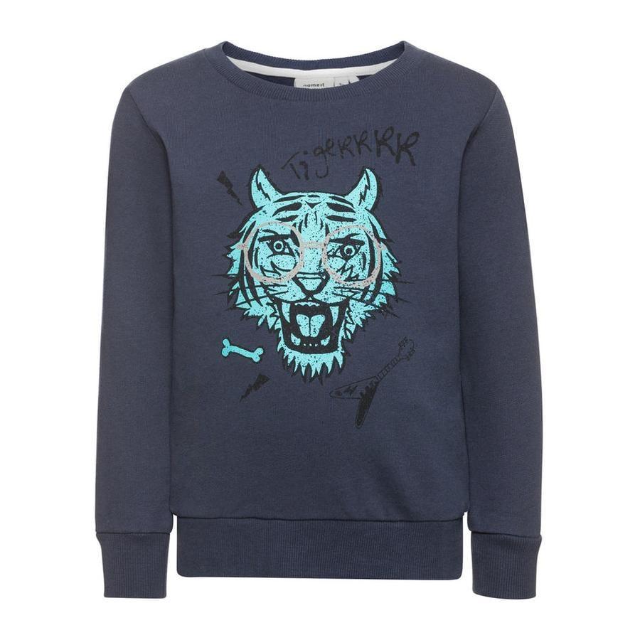 name it Boys Sweatshirt Ken dress blues
