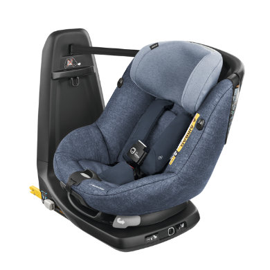 Maxi Cosi  AxissFix Air Safety 2019 Nomad Blue - modrá