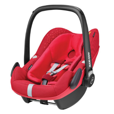 Maxi Cosi  Pebble Plus i-Size 2019 Vivid Red - červená