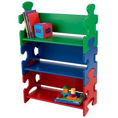 Regale - KidKraft ® Bücherregal Puzzle Primary bunt  - Onlineshop Babymarkt