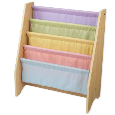 Regale - KidKraft ® Hängefächerregal Pastell bunt  - Onlineshop Babymarkt