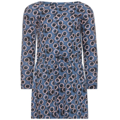 Minigirlroeckekleider - name it Girls Kleid Velvet ensign blue - Onlineshop Babymarkt
