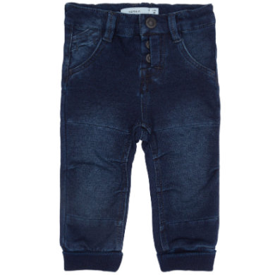 Babyhosen - name it Boys Jeans Aino dark blue denim - Onlineshop Babymarkt