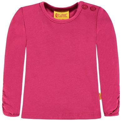 Steiff Girls Langarmshirt, pink rosa pink Gr.Babymode (6 24 Monate) Mädchen