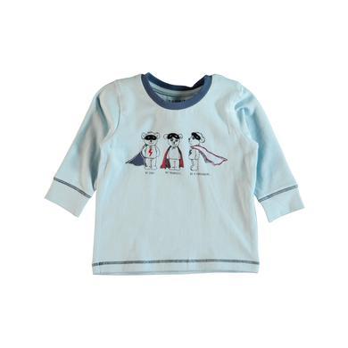 Babyoberteile - name it Boys Langarmshirt Gethan corydalis blue - Onlineshop Babymarkt
