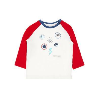 Babyoberteile - name it Boys Langarmshirt Gealex pompeian red - Onlineshop Babymarkt