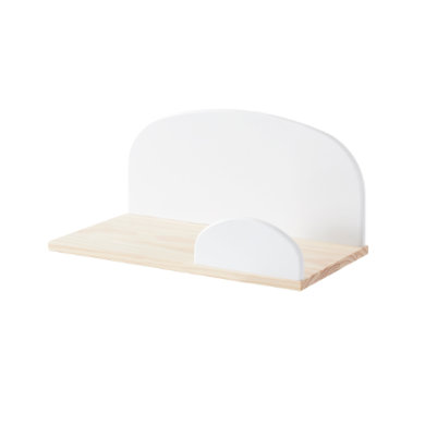 Regale - VIPACK Wandregal Kiddy 45 cm weiß  - Onlineshop Babymarkt