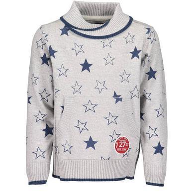 Miniboyoberteile - BLUE SEVEN Boys Pullover nebel - Onlineshop Babymarkt