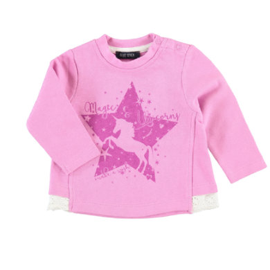 Blue Seven  Girls Sweatshirt flieder - lila - Gr.62 - Mädchen