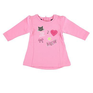 Blue Seven Girls Sweatkleid azalee rosa pink Gr.62 Mädchen
