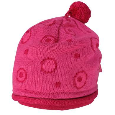 Minigirlaccessoires - maximo Girls Beanie fandango pink - Onlineshop Babymarkt