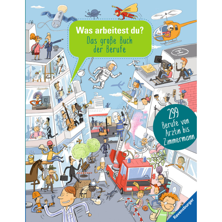 Ravensburger Was arbeitest du?
