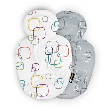Image of 4moms Neugeborenen-Einsatz für mamaRoo, rockaRoo und bounceRoo beidseitig bedruckt