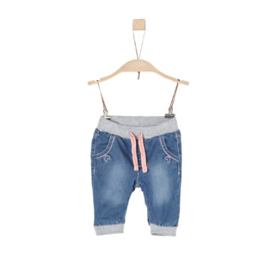 Babyhosen - s.Oliver Girls Jeans blue denim stretch - Onlineshop Babymarkt