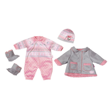 Zapf Creation Baby Annabell® Deluxe souprava pro chladné dny