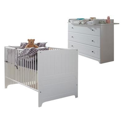 Babyzimmer - arthur berndt Sparset Johan 2 teilig  - Onlineshop Babymarkt