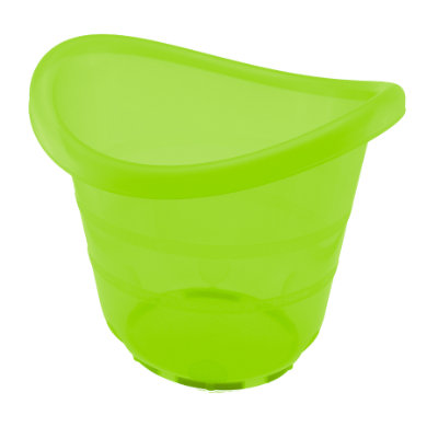 bieco  Badeeimer grün