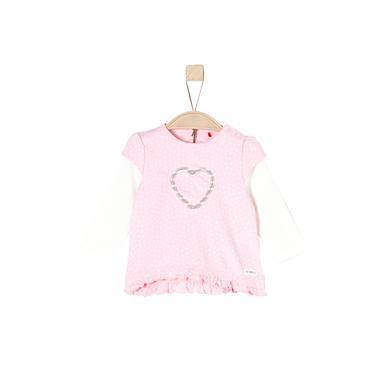 Babyoberteile - s.Oliver Girls Langarmshirt light pink - Onlineshop Babymarkt