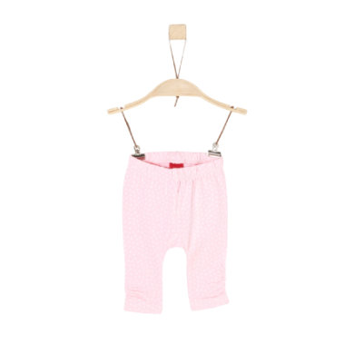 Babyhosen - s.Oliver Girls Leggings light pink - Onlineshop Babymarkt