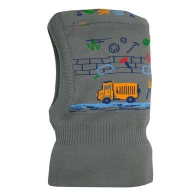Miniboyaccessoires - maximo Boys Schlupfmütze Worker holzkohle – grau – Gr.Kindermode (2 – 6 Jahre) – Jungen - Onlineshop Babymarkt