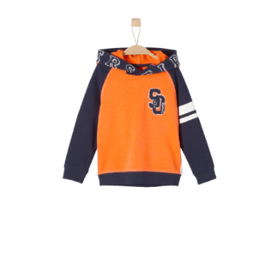 Miniboyoberteile - s.Oliver Boys Sweatshirt light orange - Onlineshop Babymarkt