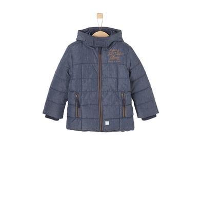 Miniboyjacken - s.Oliver Boys Jacke dark blue melange - Onlineshop Babymarkt