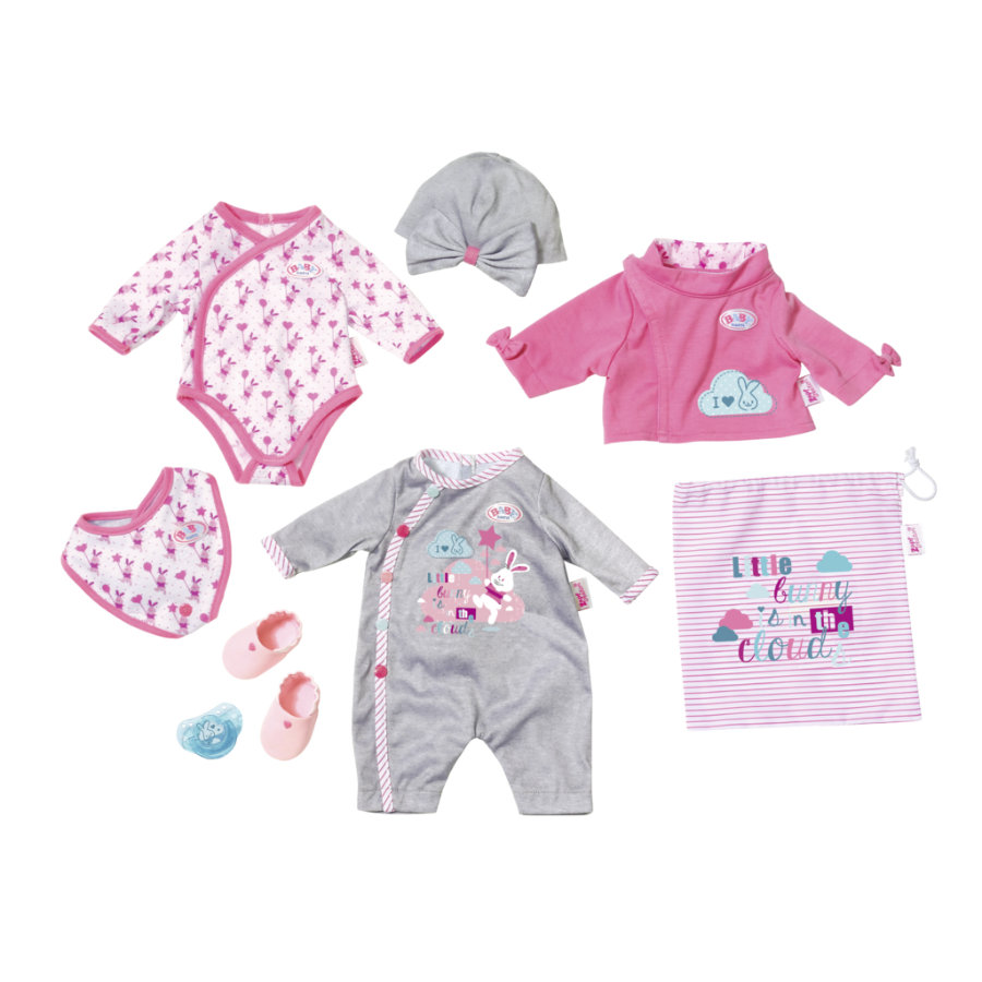 Zapf Creation BABY born® Deluxe Care and Dress