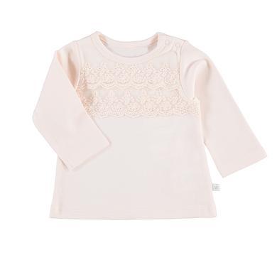 Staccato Langarmshirt rosa rosa pink Gr.Newborn (0 6 Monate) Mädchen