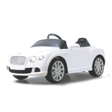 JAMARA Kids Ride-on - Bentley GTC bílé